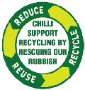 Picture of recycling logo